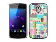MOONCASE Hard Protective Printing Back Plate Case Cover for Samsung Google Galaxy Nexus Prime I9250 No.5001400