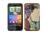 MOONCASE Hard Protective Printing Back Plate Case Cover for HTC Desire HD G10 No.5005501