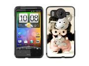 MOONCASE Hard Protective Printing Back Plate Case Cover for HTC Desire HD G10 No.3003757