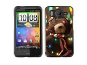 MOONCASE Hard Protective Printing Back Plate Case Cover for HTC Desire HD G10 No.3003787