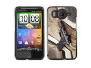 MOONCASE Hard Protective Printing Back Plate Case Cover for HTC Desire HD G10 No.3002253