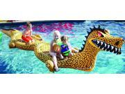 Giant Inflatable Pool Dragon Float
