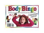 Body Bingo - Classroom Edition