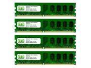 NEMIX RAM 8GB (4 X 2GB) 533MHZ NON-ECC Memory for Apple Power Mac G5 'Dual' & 'Quad' Late 2005