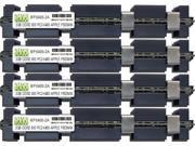 NEMIX RAM 8GB (4X2GB) DDR2 800MHz PC2-6400 FBDIMM MEMORY KIT for APPLE MAC PRO 2008 3,1