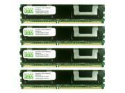 NEMIX RAM 16GB (4 x 4GB) DDR2 667MHz PC2-5300 Memory for Apple Xserve Quad Xeon 1,1 2006