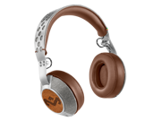House of Marley EM-JH073-SD Liberate Saddle On-Ear Headphones - On Sale Now Until June 21st!