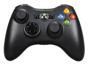 Xbox 360 Wireless Controller - Glossy Black    SHIP FROM USA