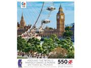 London England 550 Piece Puzzle by Ceaco