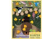 Charley Harper 12 Piece Block Puzzle by Pomegranate
