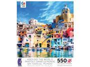 Procida Italy 550 Piece Puzzle by Ceaco