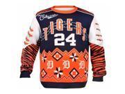 Detroit Tigers Cabrera Medium Sweater