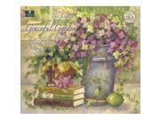 Graceful Garden Wall Calendar by Legacy