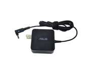 Genuine Original Asus 45W AC Adapter for Asus Zenbook Prime UX31A Series: UX31A-DH51-CB, UX31A-DH71, UX31A-DH71-CA, UX31A-DH71-CB, UX31A-DS51T-CA, UX31A-DH71T-CA, UX31A-DH71T-CB, UX31A-RB71