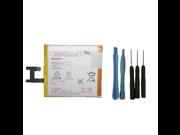 Genuine Original OEM SONY Xperia Z L36h L36i C6603 C6602 C660x Battery 2330mAh with Installation Tools