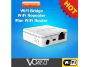 VONETS 150Mbps Mini WiFi Router Bridge Repeater VAR11N