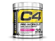 Cellucor C4 Pre Workout Supplement, Creatine Nitrate, Nitric Oxide, Beta Alanine & Energy, 30 Servings, Watermelon, G4