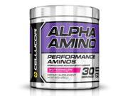 Cellucor Alpha Amino Acids Powder, BCAA Supplement for Endurance Recovery & Hydration, 30 Servings, Watermelon , G4