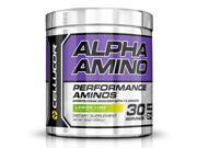 Cellucor Alpha Amino Acids Powder, BCAA Supplement for Endurance Recovery & Hydration, 30 Servings, Lemon Lime, G4