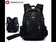 Waterproof Swiss Gear Multifunctional Men Luggage & Travel Bags Brand Knapsack,rucksack Backpack Hiking Bags Students School Shoulder Backpacks 15 Inch Laptop Macbook Computer Business Bag