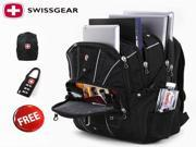 Swiss Gear Multifunctional Men Luggage & Travel Bags Brand Knapsack,rucksack Backpack Hiking Bags Students School Shoulder Backpacks 15 Inch Laptop Macbook Computer Business Bag