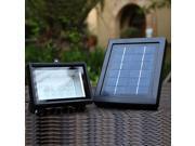30 Led Solar Light Ultra Bright Outdoor Security Floodlight Solar Flood Light for Lawn Garden Road Hotel Pool Pond