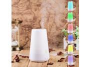 Mini Ultrasonic Diffuser Air Cool Mist Diffuser with Colorful LED Night Light Water Aroma Humidifier