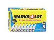 Avery Marks-A-Lot Dry-erase Whiteboard Markers