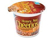 General Mills Honey Nut Cheerios Cereal-In-A-Cup