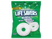 Mars Life Savers Mints Wint O Green Hard Candies