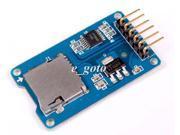 Micro SD Storage Mciro TF Card Reader Memory Shield Module Board SPI for Arduino