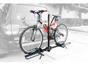 Hitch Mounted Platform Style 2 Bike Rack