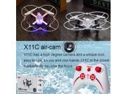 SYMA X11C X11 w/ HD 720P Camera RC Toys Quadcopter Helicopter Drone 36