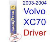 2003-2004 Volvo XC70 Wiper Blade (Driver)