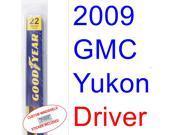 2009 GMC Yukon Denali Wiper Blade (Driver)
