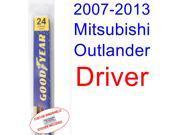 2007-2013 Mitsubishi Outlander Wiper Blade (Driver) (2008,2009,2010,2011,2012)