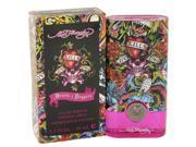 Ed Hardy Hearts & Daggers By Christian Audigier EDP Spray 1.7 Oz For Women