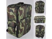 Camouflage Universal Shoulder Bag Case Quadcopter Backpack for DJI Phantom 3 Pro