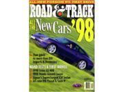1998 Porsche Road & Track Magazine Article Review Brochure Advertisement