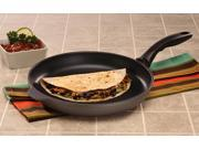 """Swiss Diamond Induction Nonstick Fry Pan with Lid - 10.25"""""""