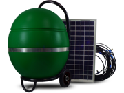 SolaMist Mosquito and Insect Solar-Powered Misting System