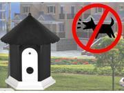 Dog Puppy Outdoor Ultrasonic Stop Bark Barking Control System