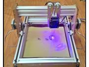 2000mw Large Area Mini DIY Laser Engraving Machine Laser Engraver Printer Marking Machine