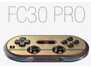 8Bitdo 30th FC30 Pro Bluetooth Wireless Gamepad Controller for Android IOS MacOS and PC fc30 pro controller