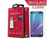 iCarez® Samsung Galaxy Note 5 [Tempered Glass] Premium Screen Protector 1-Pack