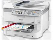 Epson WorkForce Pro WF-8590 (C11CD45201) 4800 dpi x 1200 dpi wireless/USB color Inkjet Workgroup Printer