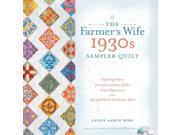 The Farmer's Wife 1930s Sampler Quilt PAP/CDR Hird, Laurie Aaron