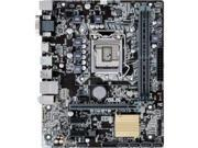 ASUS H110M-E LGA 1151 Intel H110 HDMI SATA 6Gb/s USB 3.0 uATX Intel Motherboard
