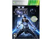 LucasArts 712725024741 Star Wars: The Force Unleashed II Platinum Edition for Xbox 360