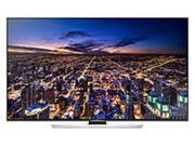 Samsung HU8550 Series UN65HU8550 65-inch 4K Ultra HD Smart LED TV - 3D - 3840 x 2160 - 1200 Clear Motion Rate - Wi-Fi - HDMI, USB - Black